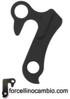Derailleur hanger bicycle Giant Boulder 1999 - 2010