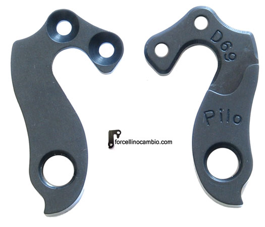 Derailleur hanger bicycle Pinarello Cross 2009