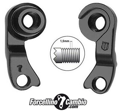 Forcellino cambio Bulls GH-250