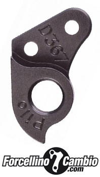 Derailleur Hanger bicycle Pilo D367