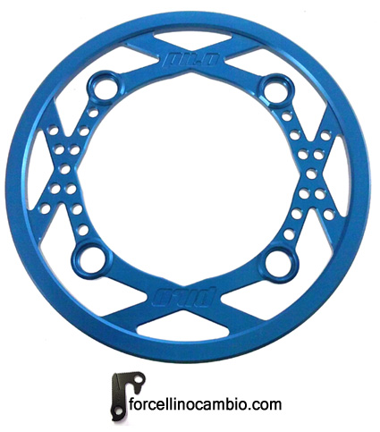 Bash guard Pilo 34T cnc